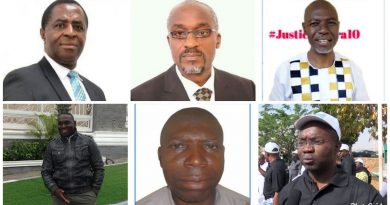 Appeals Court confirms life sentences for Six ABU, BUK and AUN lecturers