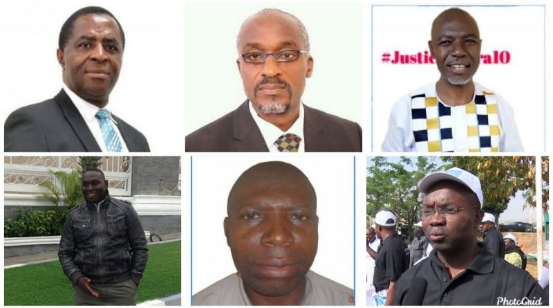 Appeals Court confirms life sentences for Six ABU, BUK and AUN lecturers 1