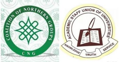 Coalition of Northern Groups appeals to FG on ASUU, education standard 6