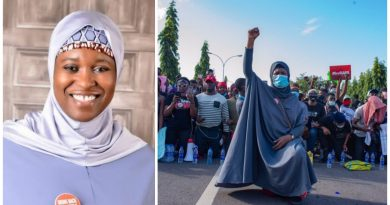 Who is Aisha Yesufu: The fearless Nigerian political activist 6