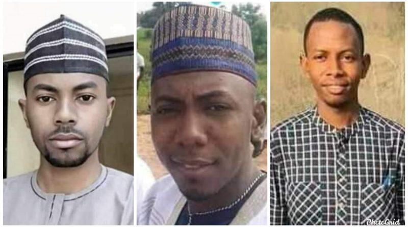 New ABU Lecturer, 2 Brothers killed in fatal Motor Accident 1