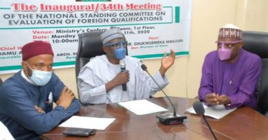 Fake Degrees: FG inaugurates Committee, Portal to evaluate foreign qualifications 6