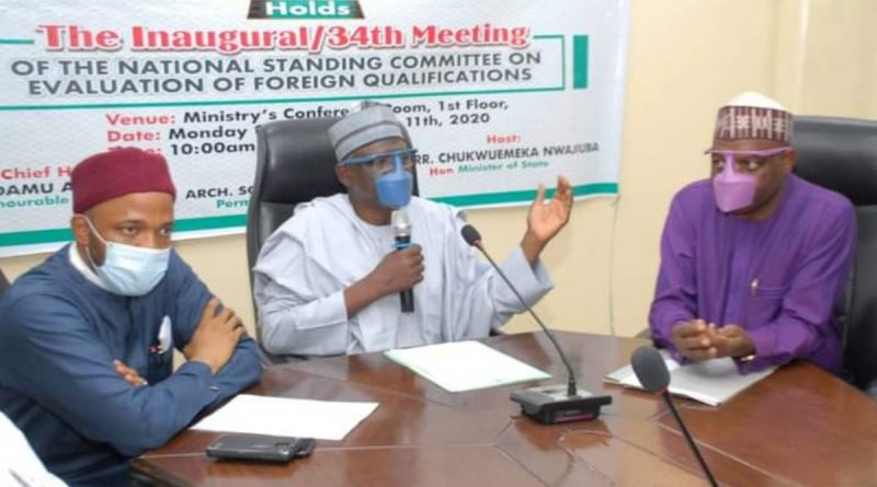 Fake Degrees: FG inaugurates Committee, Portal to evaluate foreign qualifications 10