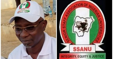 Mohammed Ibrahim emerges new SSANU president 5