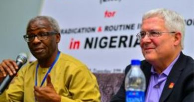 How an Abusite, Prof Oyewale Tomori headed the battle to a polio-free Nigeria