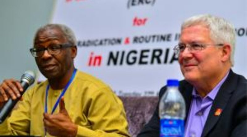 How an Abusite, Prof Oyewale Tomori headed the battle to a polio-free Nigeria 7