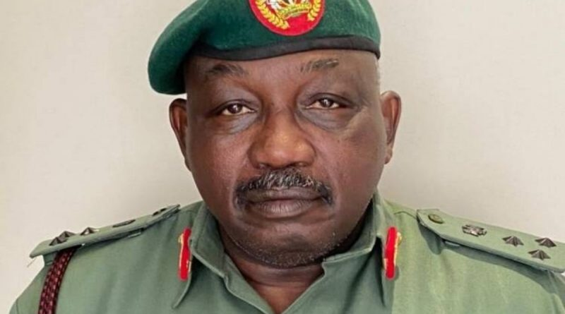 Meet Brig-Gen Mohammed Yerima: The New Nigerian Army Spokesperson | The  Abusites