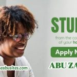 ABU Distance Learning Online Application forms for MBA, PGDE, BNSC, BSc