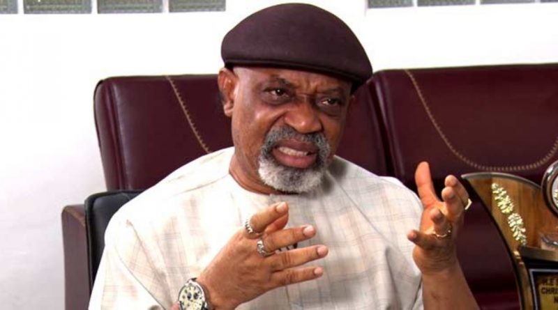 You can't go on strike, FG warns varsity workers 10