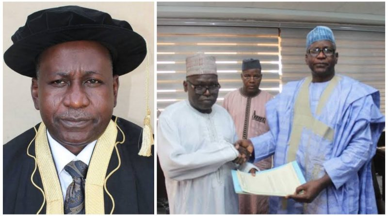 Prof Ibrahim Garba: The 14th Vice-Chancellor of ABU Zaria 2