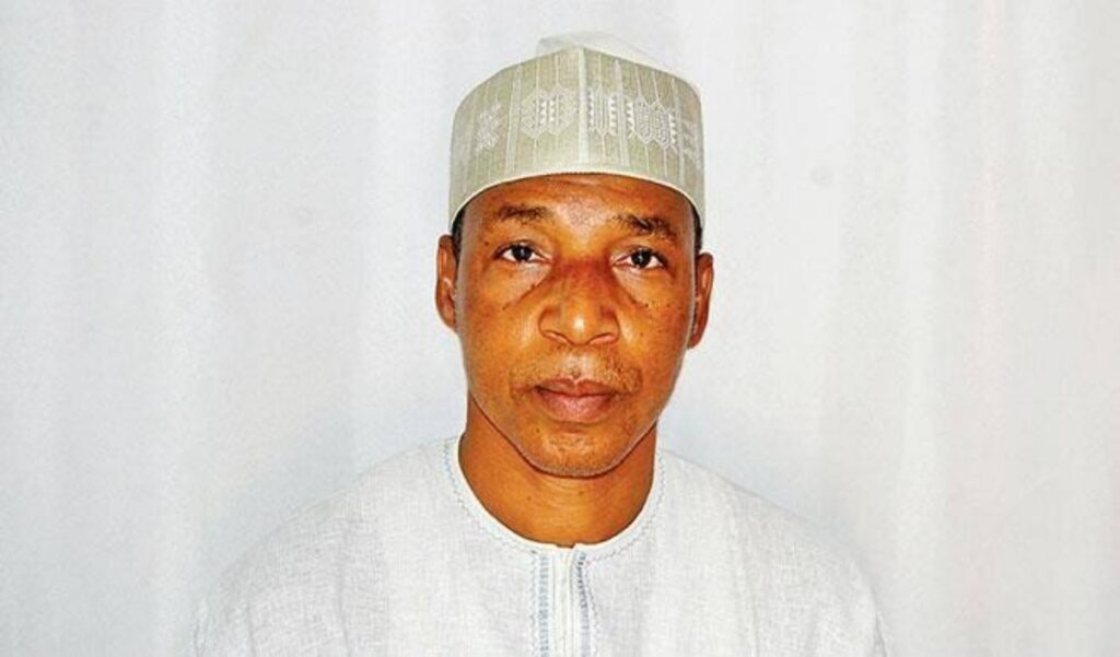 Arc. Ibrahim Sani Khalil National President, ABUAlumniAssociation