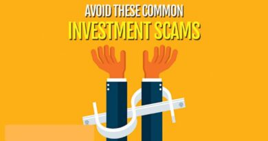 Investment Scams: How To Recognise And Protect Yourself From It!