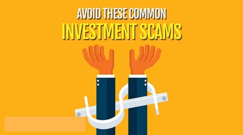 Investment Scams: How To Recognise And Protect Yourself From It! 10