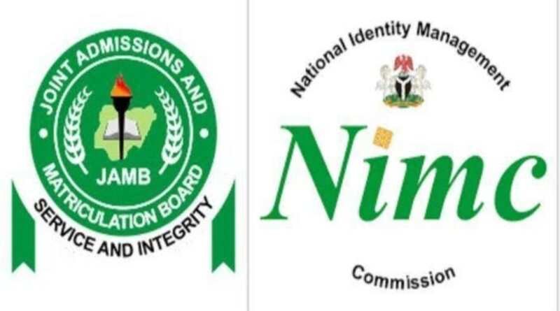 Why JAMB should shelve NIN for 2021 UTME Registration 1