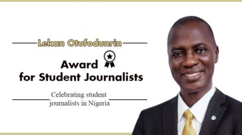 ABU Student Shortlisted for Inaugural Lekan Otufodunrin Student Journalists Award 2021 1