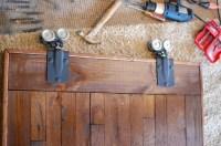 Sliding Barn Doors: Box Rail Sliding Barn Door Hardware