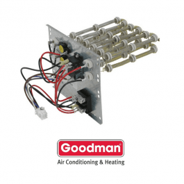 goodman electric heat wiring diagram taotao 110cc exhaust hkr 10c 10 kw strip with circuit breaker split systems
