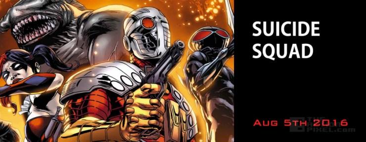 Suicide Squad (August 5th - DC Comics). THE ACTION PIXEL @theactionpixel
