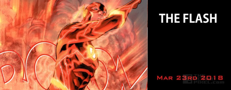 The Flash (March 23rd - DC Comics). THE ACTION PIXEL @theactionpixel
