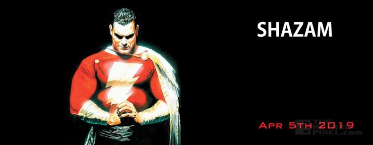 Shazam (April 5th - DC Comics) THE ACTION PIXEL @theactionpixel