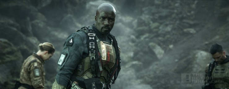 Jameson Locke (Mike Colter) @ TheActionPixel