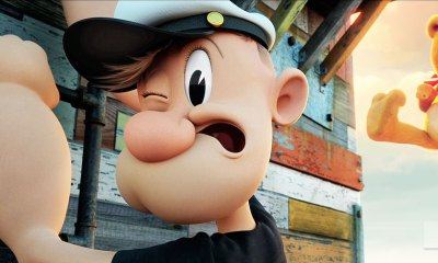 Popeye Sony Animation