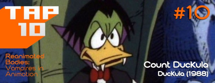 THE ACTION PIXEL @theactionpixel TAP 10. #10Duckula