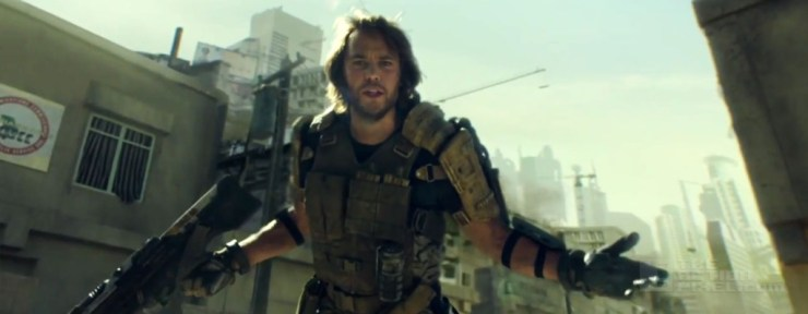 COD: Advanced Warfare Live Action Trailer @TheActionPixel