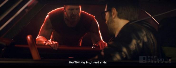 You need a ride Bro?. The crew