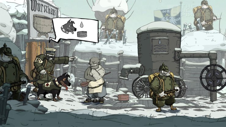 "Valiant Hearts: The Great War. ""One Word: Beautiful"". THE ACTION PIXEL @theactionpixel"