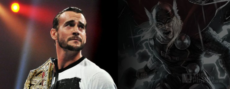 cm punk becomes comic writer for Marvel. THE ACTION PIXEL @theactionpixel