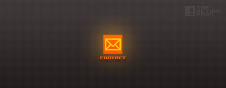 pagetitles_CONTACT. THE ACTION PIXEL @theactionpixel
