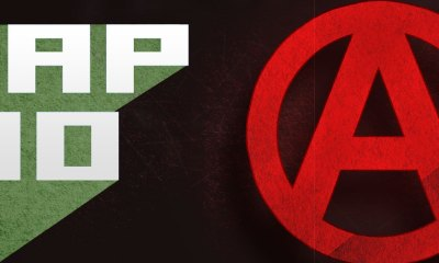 #TAP10 COMIC BOOK ANARCHY. THE ACTION PIXEL. @THEACTIONPIXEL