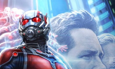 Ant Man. Marvel. @TheActionPixel. The Action Pixel
