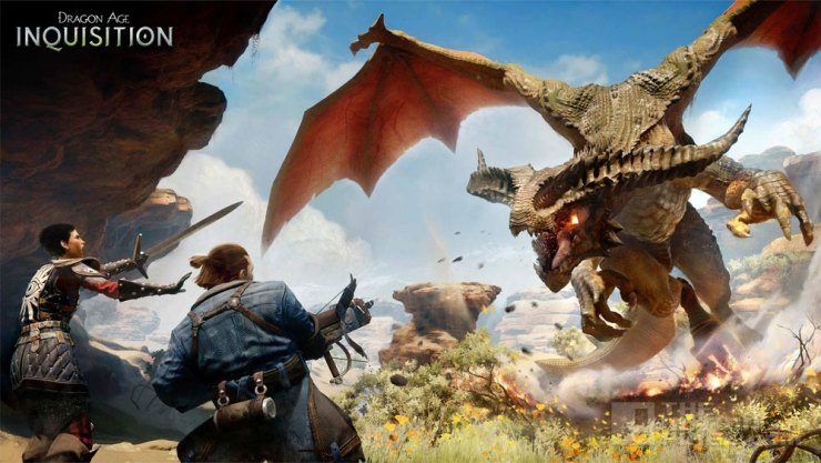 Dragon Age: Inquisition. The Action Pixel. @The Action Pixel