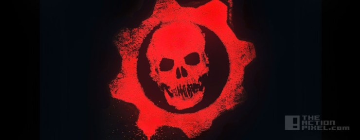 gears of war coming to xbox one. The Action Pixel. @TheActionPixel