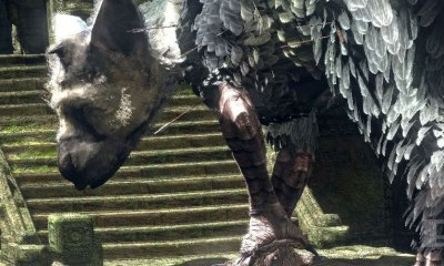 last Guardian. The Action Pixel. @TheActionPixel