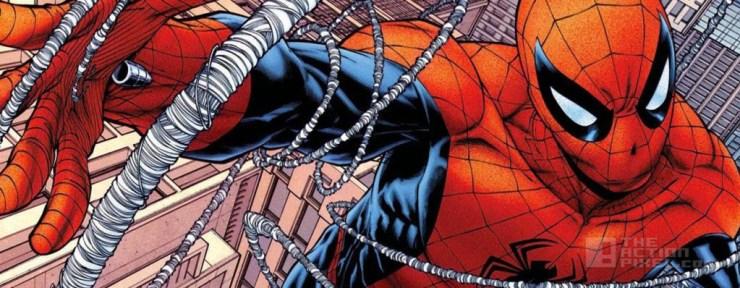 spidermanTangled. The Action Pixel. @Theactionpixel