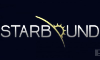 starbound Banner. Chucklefish. The Action Pixel. @TheActionPixel