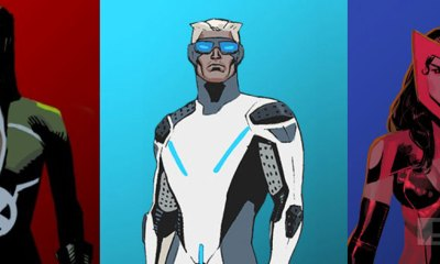 uncanny Avengers Banner. The action pixel. @theActionPixel