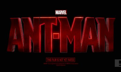 Ant-Man Title. Marvel. The Action Pixel. @theactionpixel