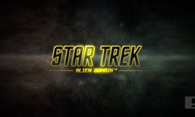 Star Trek: Alien Domain. The Action Pixel @theactionpixel