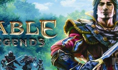 fable legends. lionshead. @theactionpixel the action pixel
