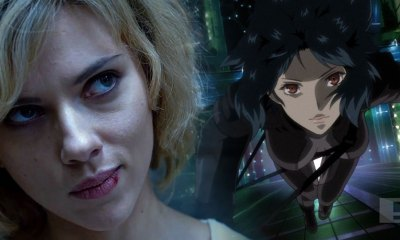 scarlet Johannson to star in Ghost In The Shell. The Action Pixel. @theactionpixel