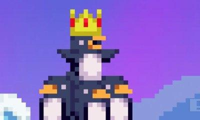 starbound Penguins. the action pixel. @theactionpixel Chucklefish
