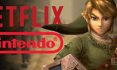 legend of zelda Netflix. Nintendo. The Action Pixel. @theactionpixel
