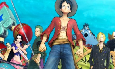 one piece. bandai namco games. the action pixel. @theactionpixel