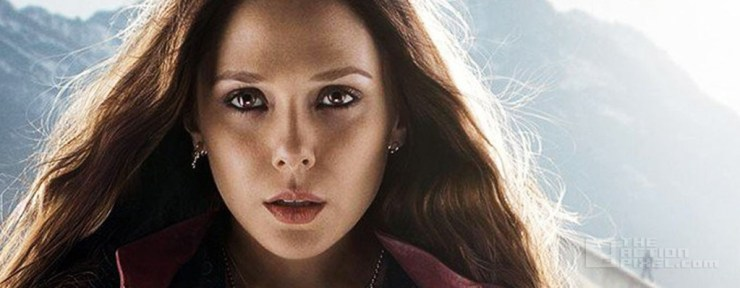 scarletwitch (Elizabeth Olsen) individual poster. Marvel. Avengers: Age of ultron. the action pixel. @theactionpixel