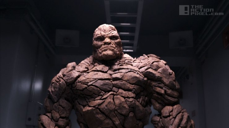 the thing fantastic four still. the action pixel. @theactionpixel