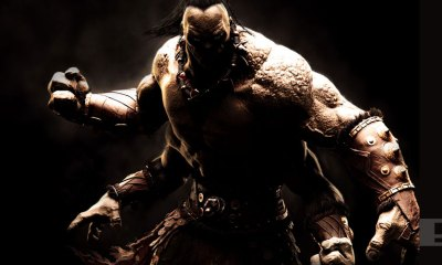 goro. the action pixel. @theactionpixel. Netherrealm studios. mortal kombat x